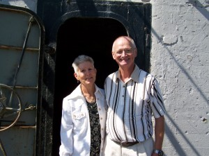 Carol & Joe Uridil - Photos submitted by C. Uridil